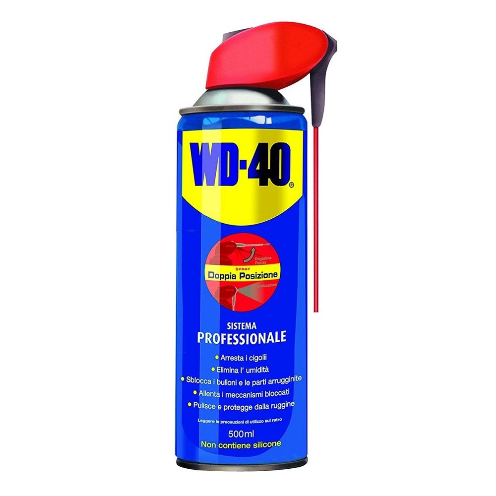 A. WD-40 Professionale 500 ml
