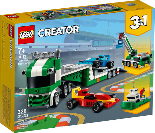 31113 Lego Creator Race Car Transporter