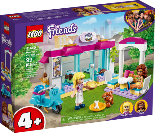 41440 Lego Friends Heartlake City Bakery