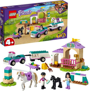 Lego Friends 41441: Horse Training and Trailer