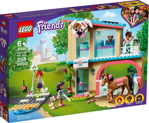 41446 Lego Friends Heartlake City Vet Clinic