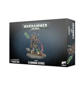 Illuminor Szeras Necrons Games Workshop