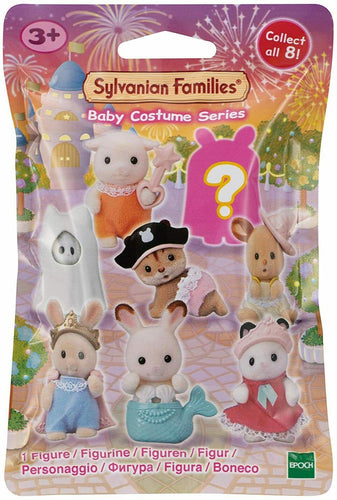 Sylvanian Families Baby Costume Series 5544