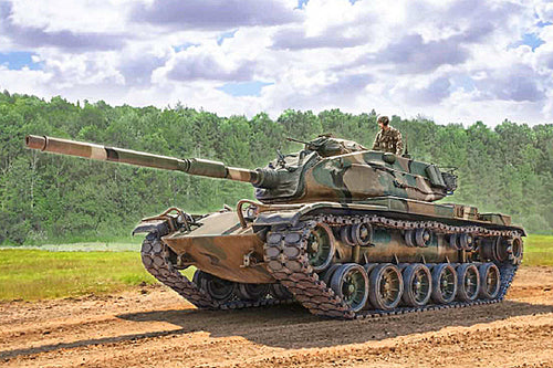 Italeri 6582 M60A-3 Tank 1:35 Plastic Model Kit