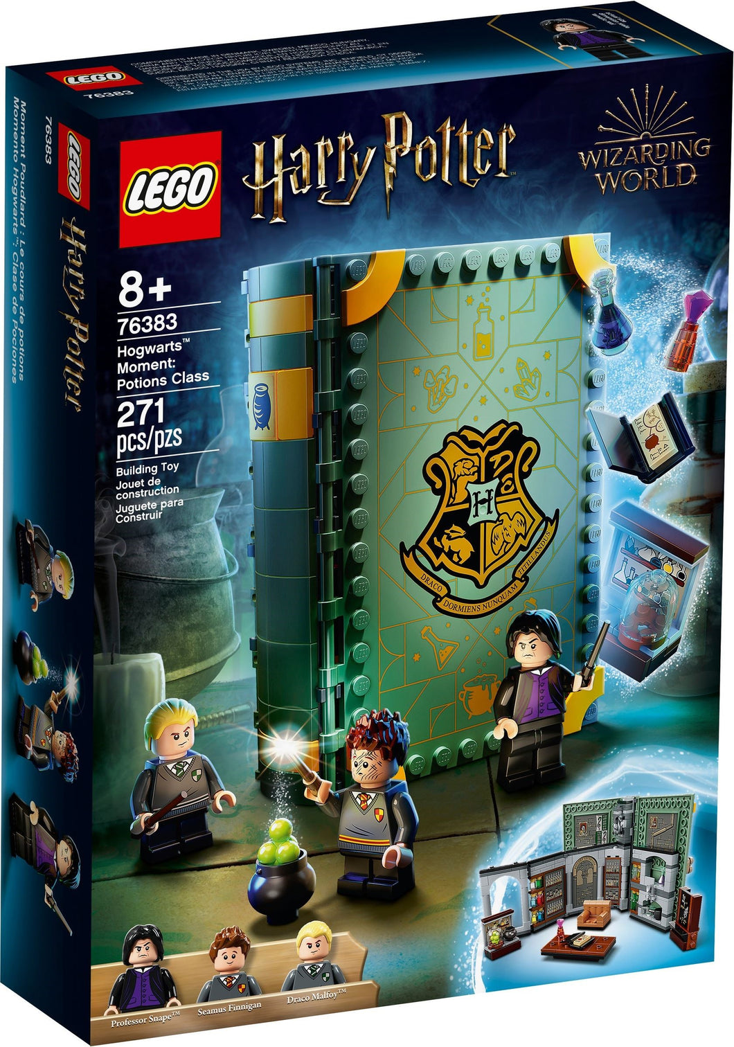 76383 Lego Harry Potter Hogwarts Moment: Potions Class