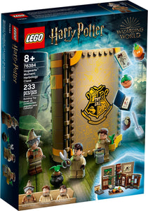76384 Lego Harry Potter Hogwarts Moment: Herbology Class