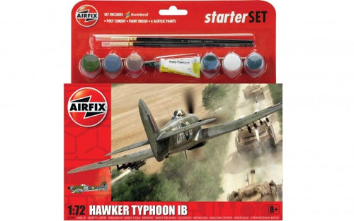 Airfix Hawker Typhoon Ib Starter Set 1:72 A55208