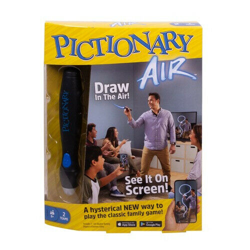 Mattel Pictionary Air Family Drawing Game