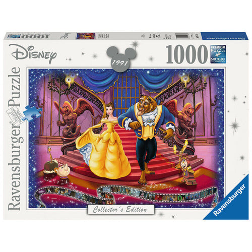 Ravensburger 1000 Piece Jigsaw Beauty and the Beast