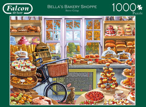Falcon 1000 Piece Jigsaw 11203 Bella's Bakery Shoppe