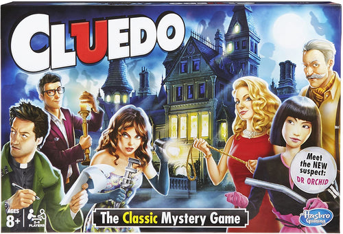 Hasbro Cluedo Game