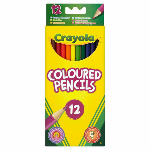 Crayola 12 Coloured Pencils