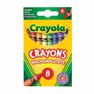Crayola 8 Crayons Assorted