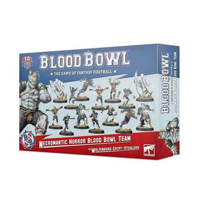 Blood Bowl - Necromantic Horror Team: The Wolfenburg Crypt-Stealers
