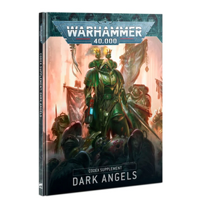 Codex Supplement: Dark Angels Warhammer 40K