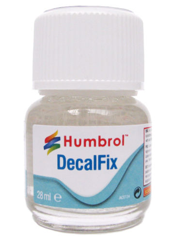 Humbrol DecalFix - AC6134 - 28ml Bottle