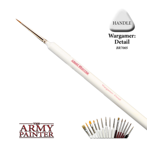 The Army Painter - BR7005P Wargamer - Detail Brush