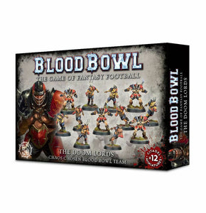 Blood Bowl: The Doom Lords Team Games Workshop