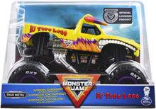 Load image into Gallery viewer, Monster Jam 1:24 Collector Diecast Trucks
