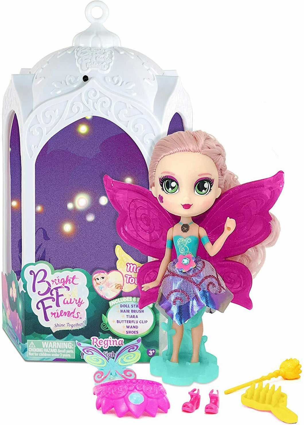BFF Bright Fairy Friends Queen Light Fairy