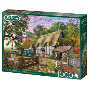 Falcon 11278 The Farmers Cottage 1000 Piece Jigsaw