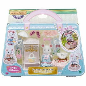 Sylvanian Families Fashion Play Set Series - Sugar Sweet Collection 5540