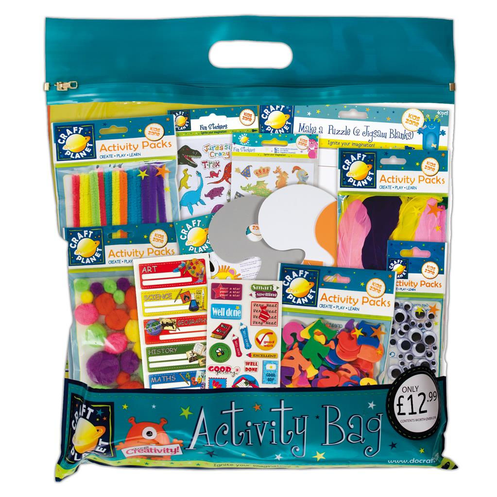 Craft Planet Goody Bag - 2