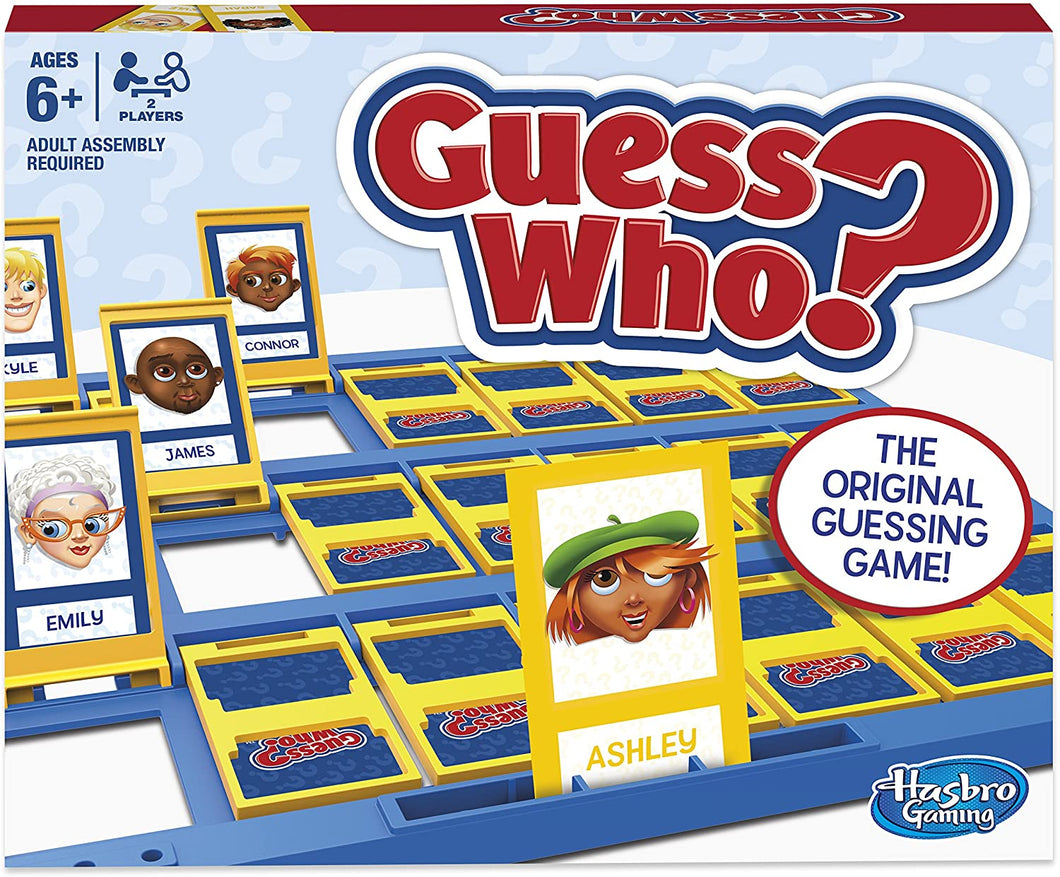 Hasbro Guess Who? Game