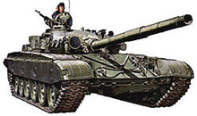 Load image into Gallery viewer, TAMIYA 35160 Russian Army Tank T72M1 1:35 Military Model Kit