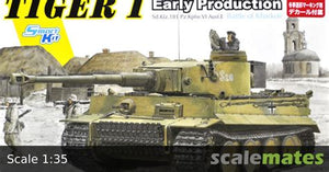 Dragon 6950 1/35 scale TIGER I Early Production Battle of Kharkow D6950