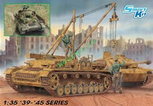 Load image into Gallery viewer, Dragon 6951 1/35 scale Sd.Kfz.164 Bergepanzerwagen IV 2in1 Pz.Kpfw.IV Ausf.H