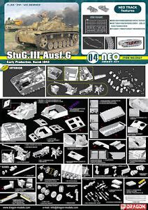 Dragon Models D6927 1/35 STUG III AUSF.G EARLY PRODUCTION KURSK 1943 NEO SMARTKIT