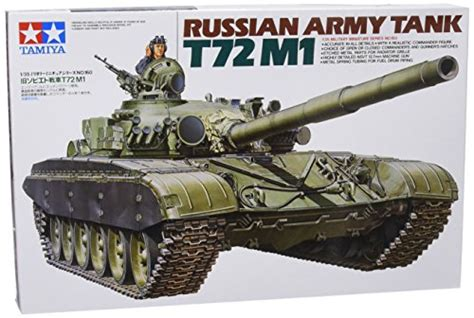 TAMIYA 35160 Russian Army Tank T72M1 1:35 Military Model Kit