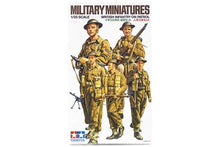 Load image into Gallery viewer, Tamiya British Infantry on Patrol Model Set Scale 1:35 35223