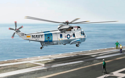 Dragon SEA KING SH-3G 5113 1:72 Plastic kit