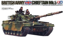 Load image into Gallery viewer, Tamiya British Chieftain Mk.5 Tank 1/35 Scale 35068