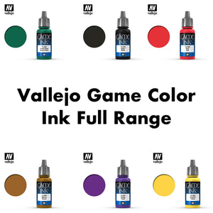 Vallejo Game Color Inks 17ml
