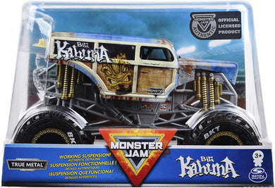 Monster Jam 1:24 Collector Diecast Trucks