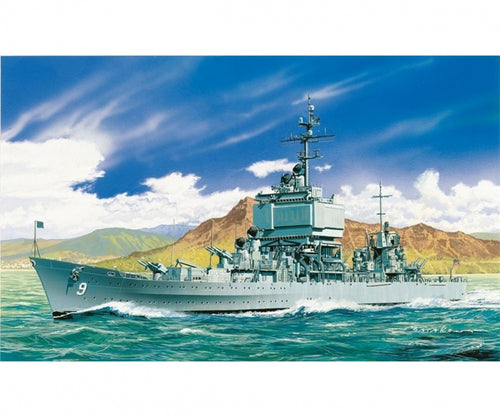 Dragon 1/700 USS Long Beach CGN-9 # 7091