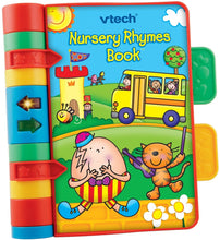 Load image into Gallery viewer, VTech Baby Nusery Rhymes Book