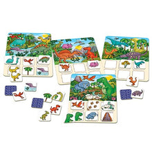 Load image into Gallery viewer, Orchard Toys Dinosaur Lotto Game