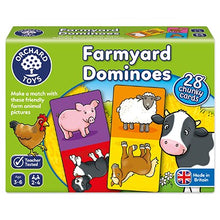 Load image into Gallery viewer, Orchard Toys Farmyard Dominoes