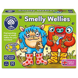 Orchard Toys 026 Smelly Wellies
