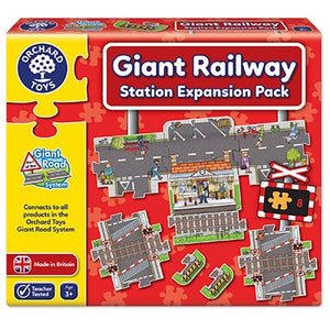 Orchard Toys 320 Giant Road Expansion Pack - Station