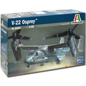 Italeri Osprey V-22 Limited 2622 1:48 Scale Model Aircraft