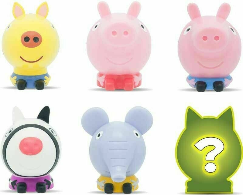 Peppa Pig MASH'EMS - Surprise Toy