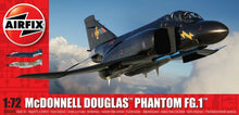 Load image into Gallery viewer, Airfix A06019 McDonnell Douglas Phantom FG.1 RAF 1:72 Scale Kit