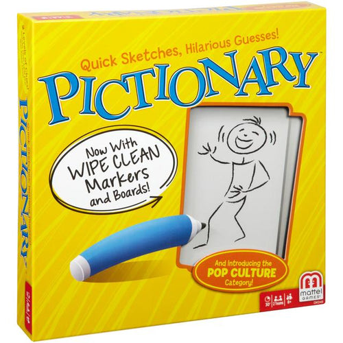 Mattel Games Pictionary