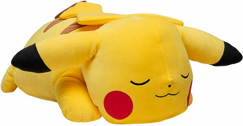 Pokemon 18 Inch Pikachu Plush (SLEEP PLUSH)