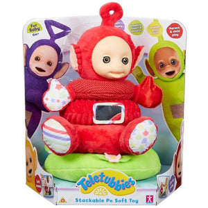 Character Teletubbies Stackable Po Soft Toy